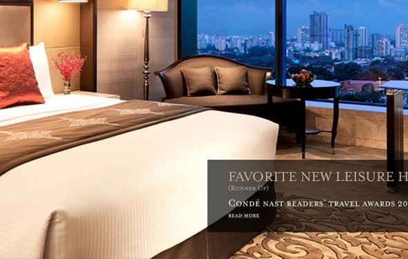 5 Star Hotel Rooms in Mumbai