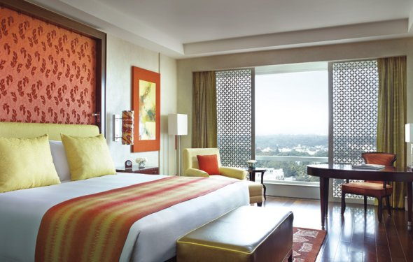 5-star hotel accommodations at