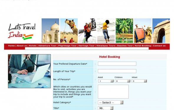 6. Hotels Booking in Delhi