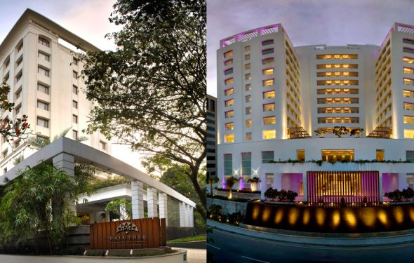 Chennai India Five Star Hotel