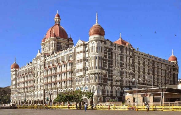 The Taj Mahal Palace Hotel in