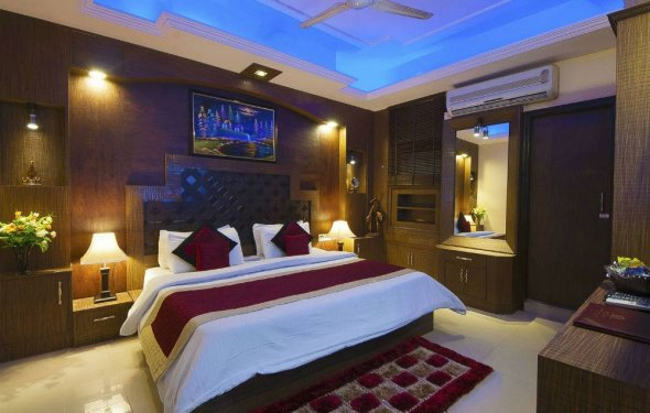 The best hotels near Delhi