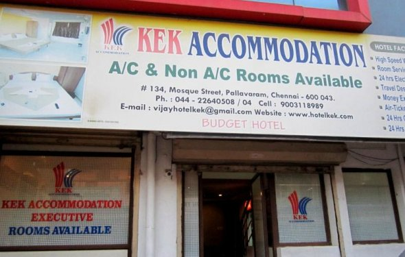 KEK Accommodation (Chennai)