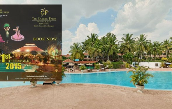 The Golden Palms Hotel & Spa