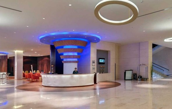 Novotel Hyderabad Airport in