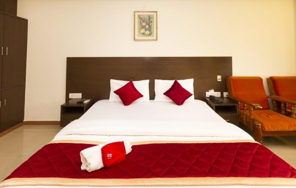 OYO Rooms MG Road Trinity