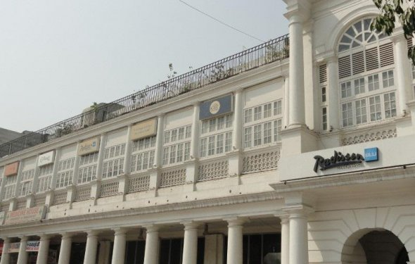 Hotel Connaught Place New