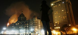 Attacks on Taj Hotel Mumbai