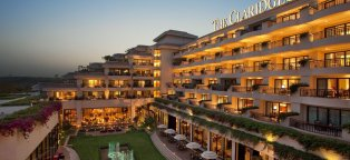 New Delhi Luxury Hotel