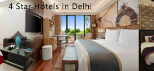 Star Hotels in New Delhi