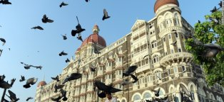 Taj Mahal Hotel in India