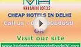 Cheap Hotel in Delhi