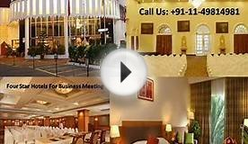 Conference & Banquet Facilities at Four Star Hotels in Chennai