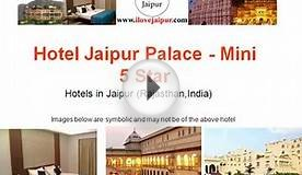 Hotel Jaipur Palace - Mini 5 Star.Jaipur, Rajasthan, India