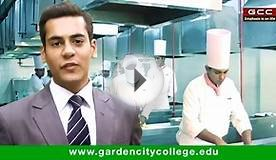 HOTEL MANAGEMENT AT GARDEN CITY COLLEGE BANGALORE