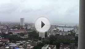 Mumbai From The Top Of The Taj Mahal Palace And Tower Hotel