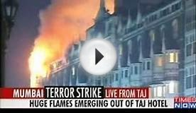 Mumbai Terror Attack - Taj Hotel - Times Now Coverage