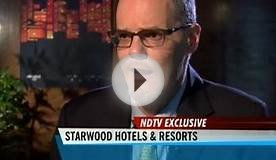 Starwood Hotels plans major India expansion‎