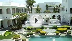 Taj Lake Palace Hotel - Udaipur - India